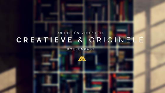 18 ideen voor een super creatieve originele boekenkast
