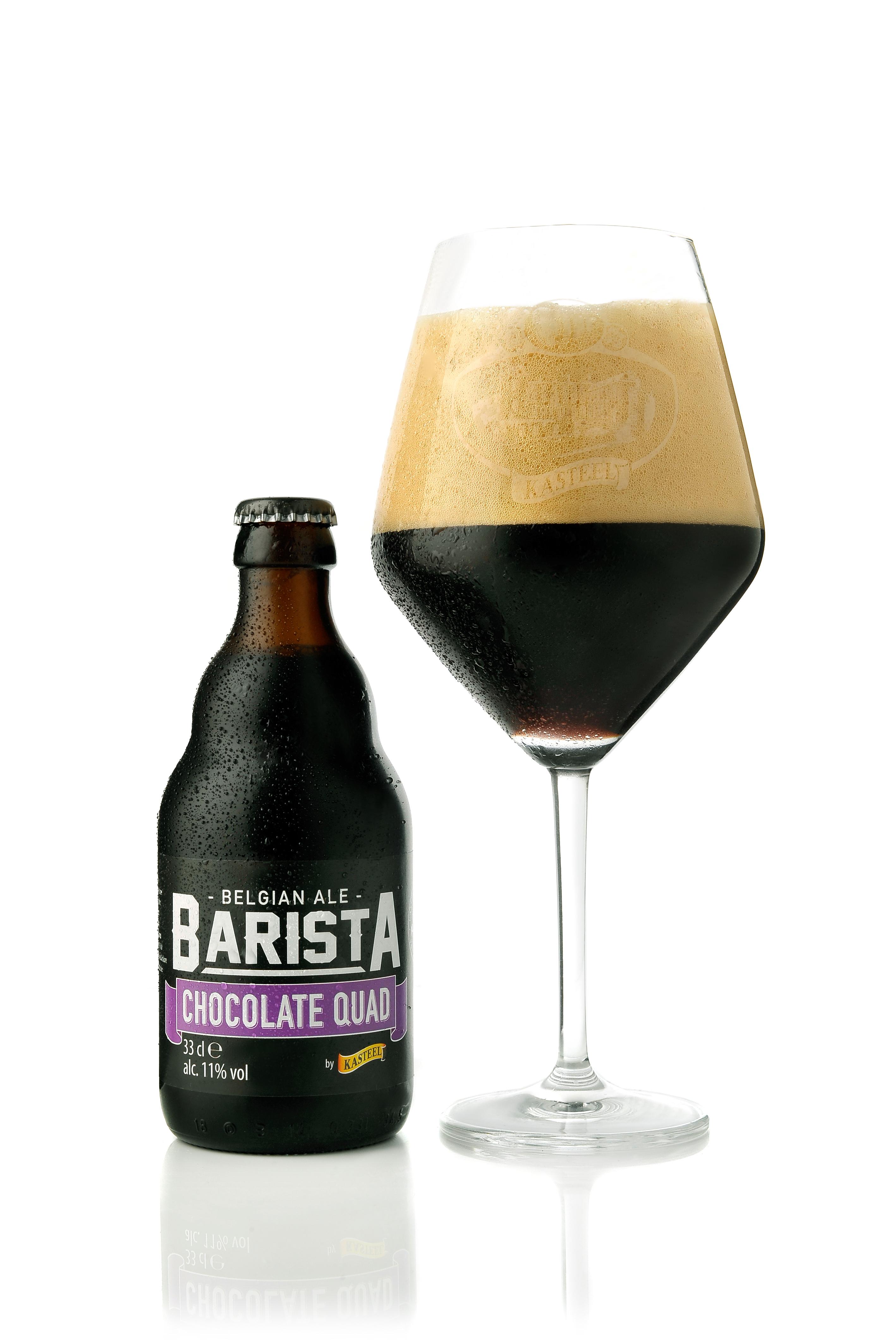 Belgian Ale Barista Chocolate Quad