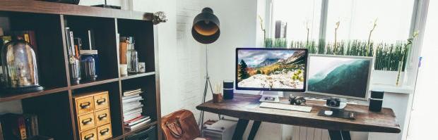Een eigen werkruimte binnenin je huis