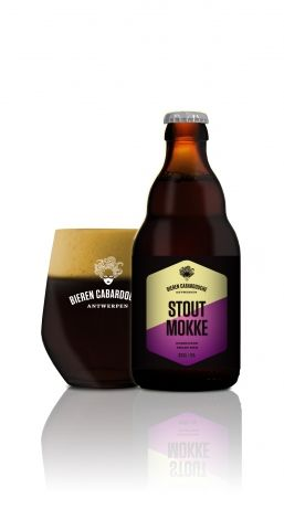 Stout Mokke - Bieren Cabardouche