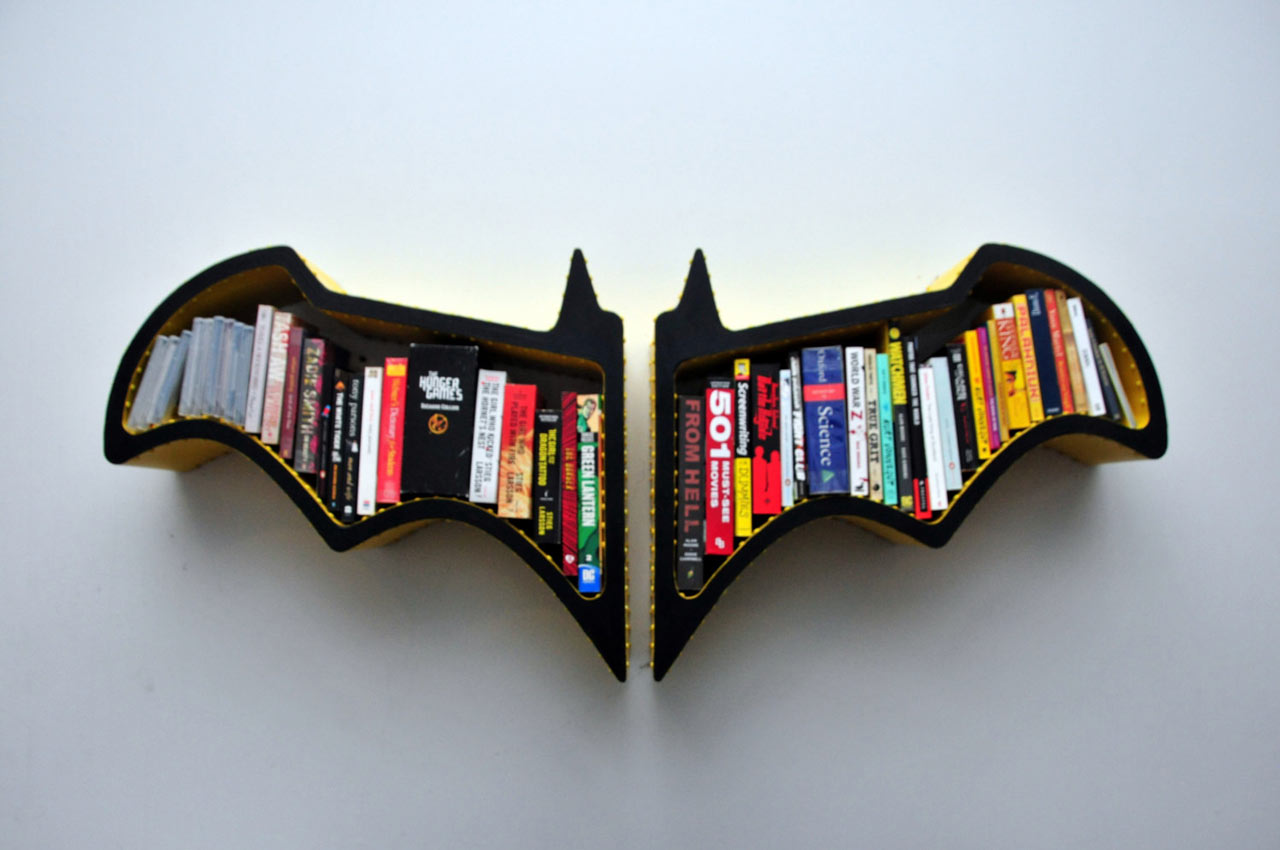 Batman boekenkast