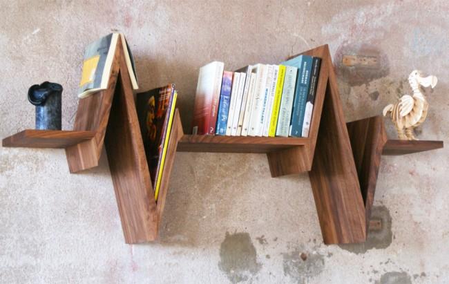 Hartbeat boekenplank