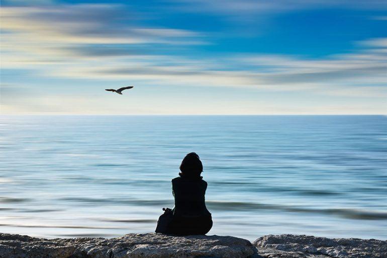 meditatie tijdens thuiswerk