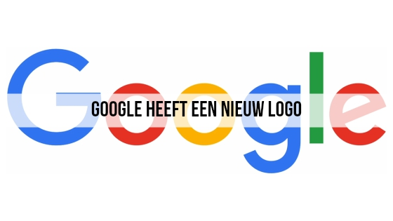 Google heeft een nieuw logo